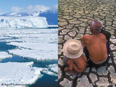 réchaufement climatique