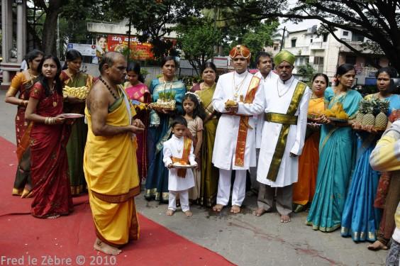 Mariage, Bangalore