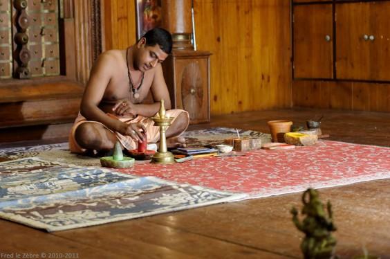 Kerala Kathakali, 01