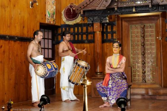 Kerala Kathakali, 05