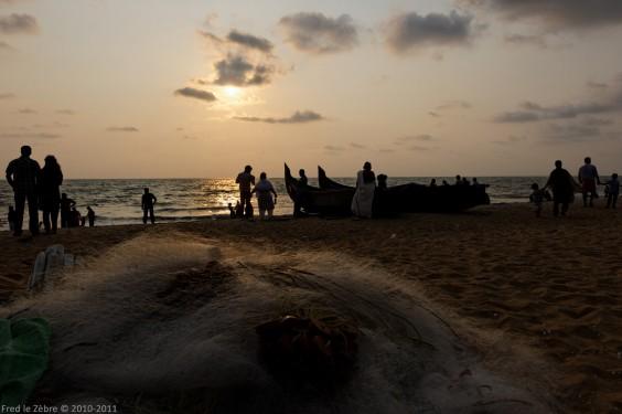 Lumière du Kerala, 00