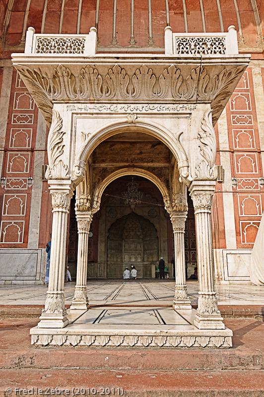 Mosqué Jama Masjid - Old Delhi-11