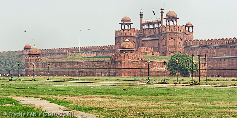 Red Fort, Lahore Gate